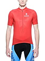 Bianchi Milano Maillot Ciclismo Edoardo (Rojo)