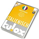 """tulox Sprachtrainer Italienisch - Vokabeltrainer, Konjugations- und Grammatiktrainer inklusive e-Euro-W�rterbuch mit 20.000 fremdsprachlichen vertonten Vokabelnvon """"Gekko Software  GmbH"""""""