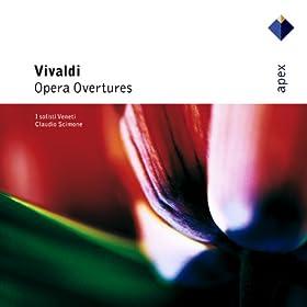 Vivaldi : Dorilla in Tempe : Overture to Act 1