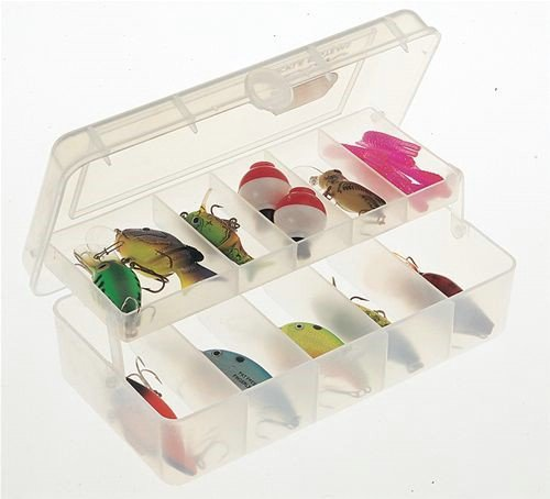 Plano Compact 1 Tray Tackle Box