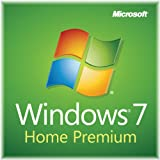 Microsoft Windows 7 Home Premium SP1 64bit System Builder OEM | Multi-Users | Disc with Frustration-Free Packaging