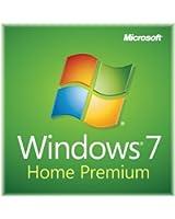 Microsoft Windows 7 Home Premium SP1 x64 English 1 Pack DSP OEI DVD LCP (PC)