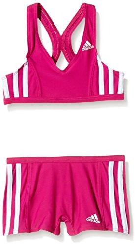 Adidas costume da bagno intero bambina infinitex for Costumi due pezzi piscina