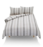 Ellis 100% Cotton Striped Bedset