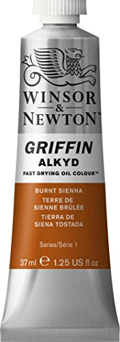 winsor-newton-griffin-alkyd-fast-drying-oil-color-tube-37ml-burnt-sienna-by-winsor-newton