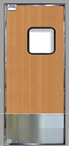 Steamroll 209790 SCP-8N Series Door with Laminate, Left Hand, 36