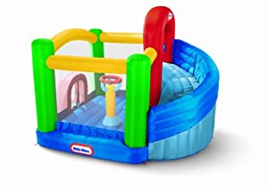 Little Tikes Super Spiral Bouncer