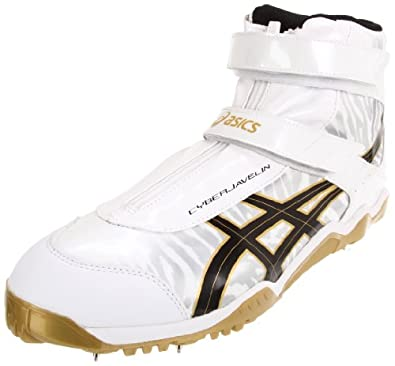 Buy ASICS Mens Cyber Javelin London Track Shoe by ASICS