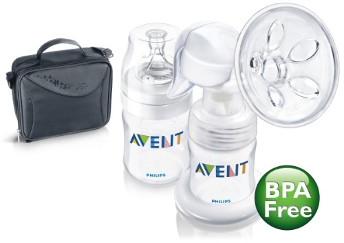 Why Should You Buy Philips AVENT BPA Free Manual On the Go Breast Pump
