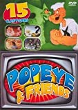 echange, troc Popeye & Friends [Import USA Zone 1]