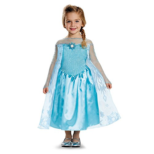 Disney Elsa Classic Toddler Costume by Disguise