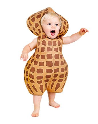 Baby peanut costume - TheFind