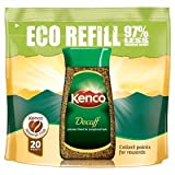 Kenco Decaff Instant Coffee Eco Refill 150g
