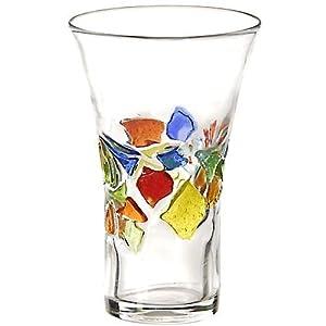 Amici Fresh Set of 4 Hiball Glasses, 13-Ounce