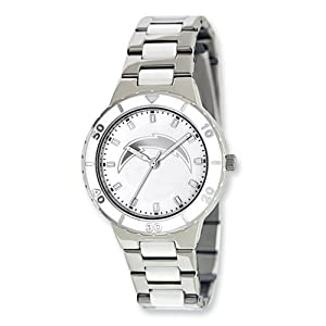 Ladies NFL San Diego Chargers Pearl Watch by Jewelry Adviser Nfl Watches