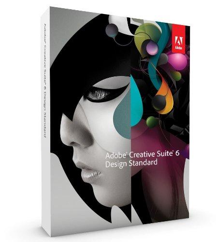 Adobe Creative Suite 6 Design Standard (PC)
