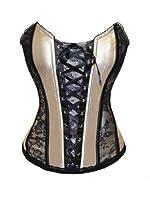Wilma Garcia Sarine Luxury Corset and Matching Thong Set