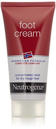 Neutrogena Norwegian Formula Foot Cream for Dry Rough Feet, 2 Ounce