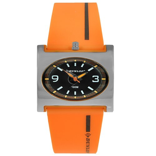 Dunlop Women's Sport Rubber Watch