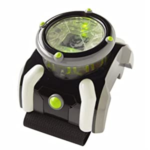 Amazon.com: Ben 10 Deluxe Omnitrix, light, sound and game: Toys
