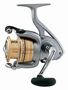 Daiwa Spinning Reel, Crossfire 2500 with Spare Composite Spool