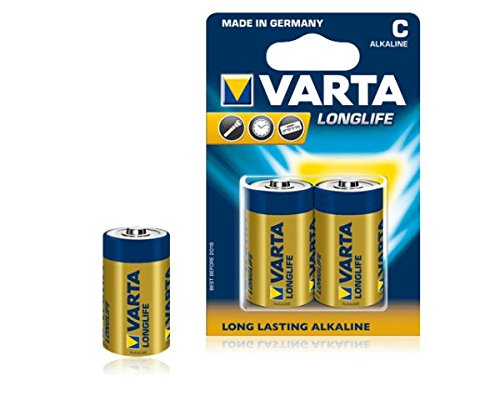 VARTA-hIGH eNERGY-lONG-lIFE pROFESSIONAL lITHIUM-mAX tECH mIGNON aA/mICRO aAA mONO - 9 v/c e-bLOCK d-bABY & nEUF sOUS bLISTER 2er Blister Baby C LongL