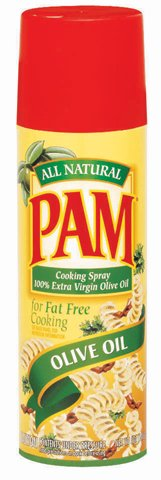 Pam, Olive Oil Spray, 5-Ounce (12 Pack) by 