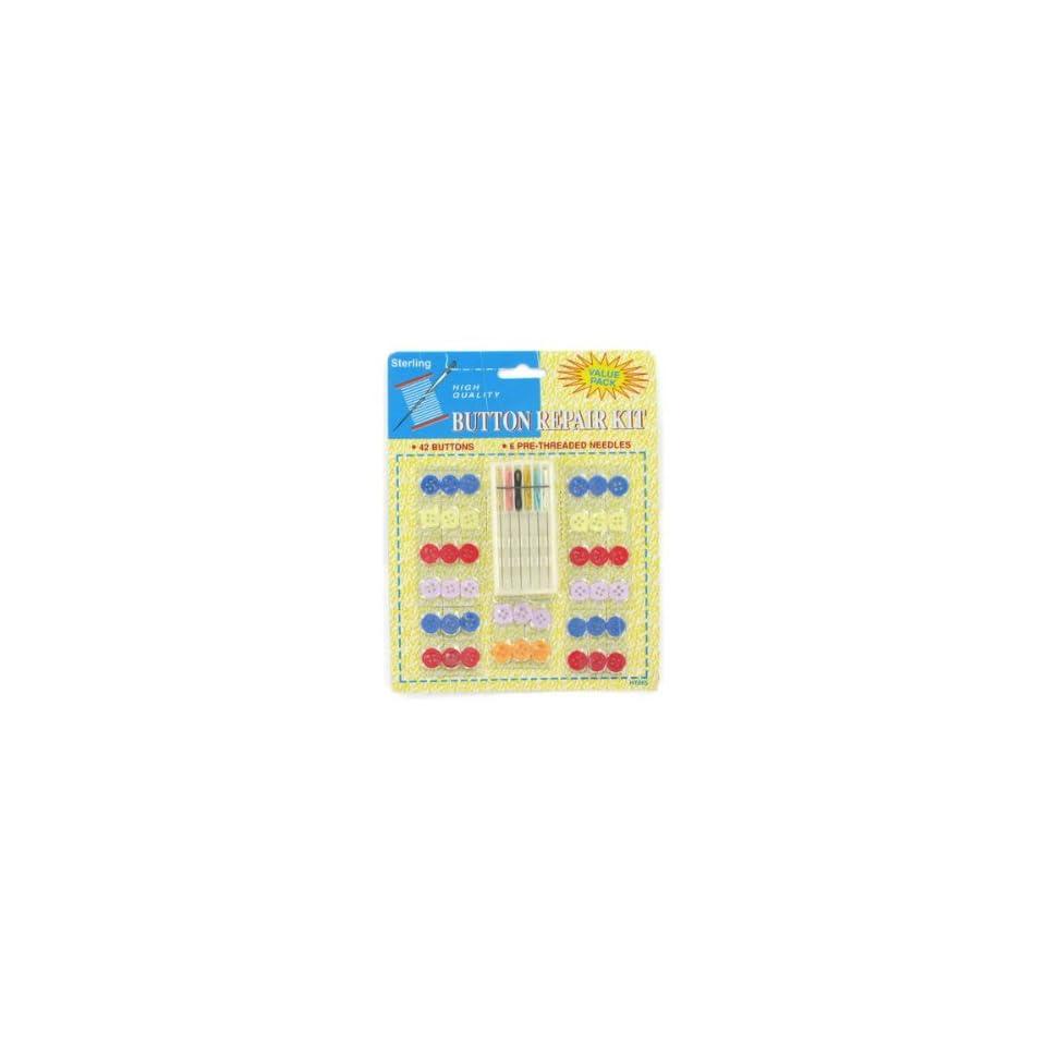 Button repair kit   Case of 24
