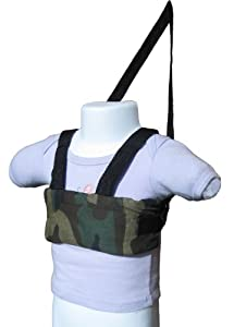 Baby / Toddler Walking Harness (Camouflage)