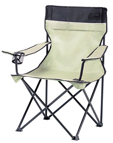 coleman-standard-quad-chair-khaki