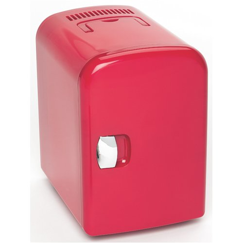 Mini Fridge Cooler/Warmer RED