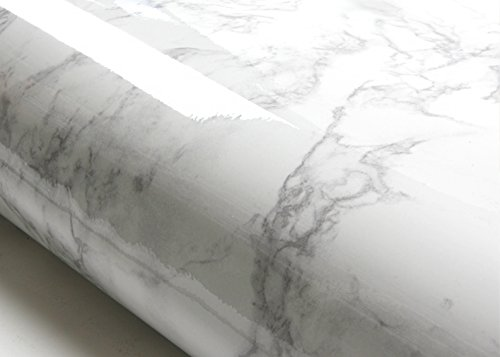 Grey Granite Look Marble Effect Contact Paper Film Vinyl Self Adhesive Peel-stick Counter Top - Sample Size (Stick And Peel Countertops compare prices)