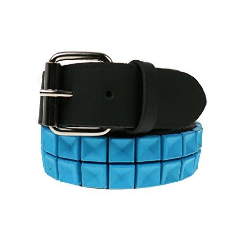 Bullet69 - Cintura - Uomo Blue Pyramid L 91,44 cm-101,6 cm