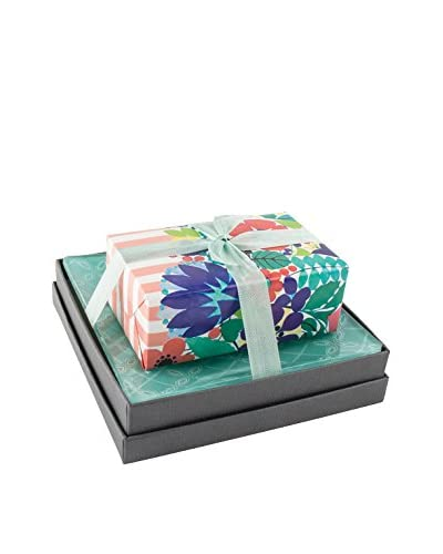 Mudlark Malay Soap Bar & Dish with Gift Box, Multi