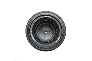 YONGNUO YN50mm F1.8 Standard Prime Lens Large Aperture Auto Manual Focus AF MF for Nikon DSLR Cameras