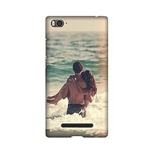 StyleO Xiaomi Mi4i Designer Printed Case & Covers (Xiaomi Mi 4i Back Cover) - Sea Sexy Girl