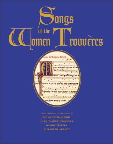 Songs of the Women Trouveres