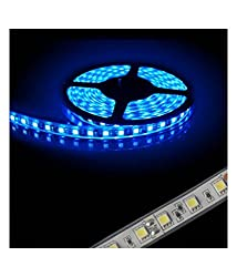 Toygully Diwali Decorative LED strip Light Blue Non Waterproof 5mtr with Adaptor