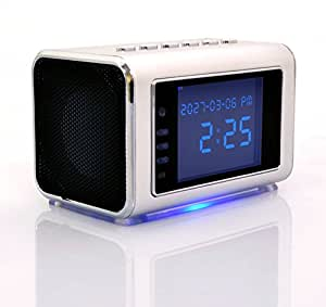Foscam FHC51 Hidden Clock Radio Mini Camera & DVR