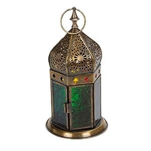 Landon Tyler Moroccan Lantern 18 Cm Gold Kitchen Home