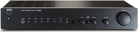 NAD C316 BEE RMS 40 W Amplificateur Stéréo Graphite
