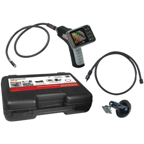 Whistler WIC-2409C Wireless Inspection Camera with Accessory Pack