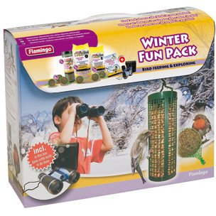 Vogelfutter WINTER FUN PACK