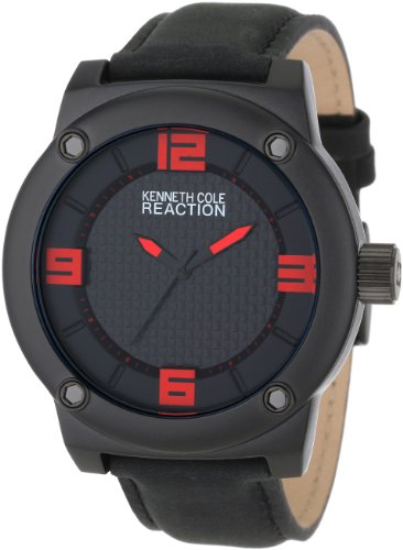 Kenneth Cole Reaction Black Dial Men's Watch #RK1313