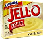 Jell-O Vanilla Pudding and Pie Fillin...