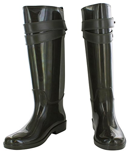 Coach Talia Women S Waterproof Rubber Rainboots Boots