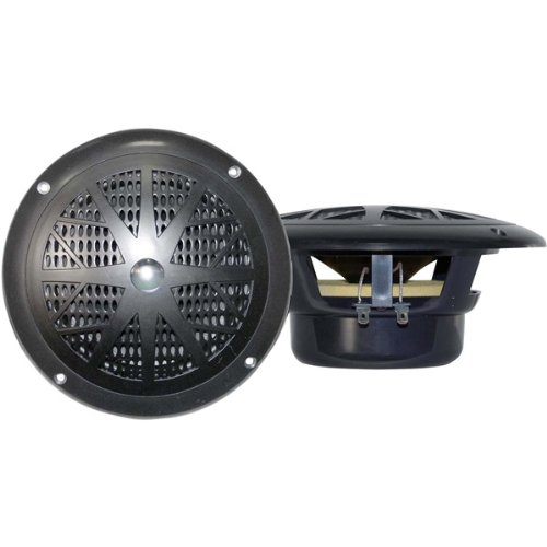 Hydra Series 4'' Dual Cone Waterproof Stereo Spea