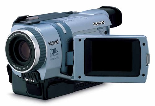 Sony DCR-TRV340 Digital8 Camcorder Black Friday & Cyber Monday 2014