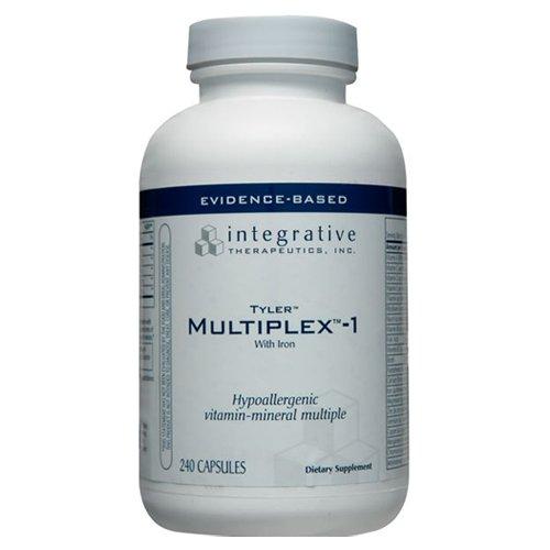 Integrative Therapeutics - Multiplex-1 With Iron (240 Capsules)