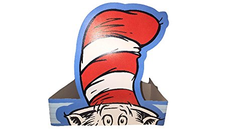 Cat in The Hat Adjustable Wearable Hat - 1